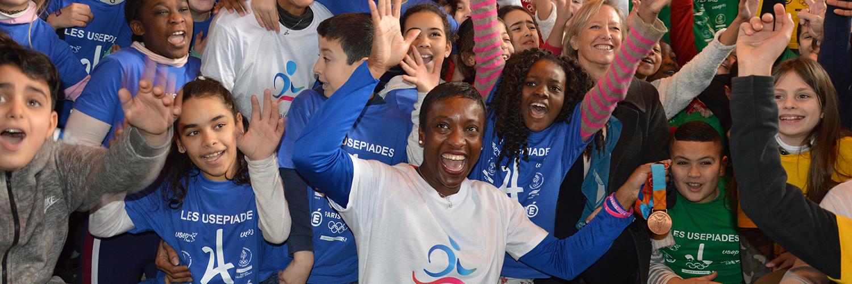 Femmes et sport : l'Usep promeut l'égalité