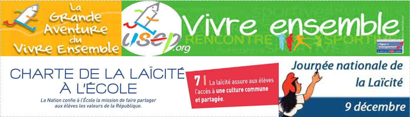 Journée nationale de la Laïcité à l\'USEP